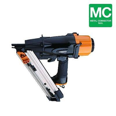 Metal Connector Nailer Air Pneumatic Nailer Nail Gun Nailgun Diy Tool Equipment