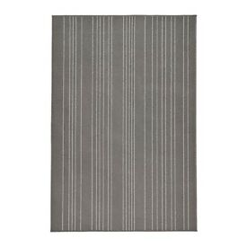 IKEA Grey Rectangular Rug