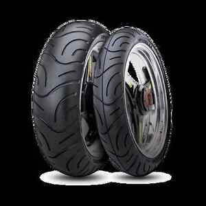Honda NT650 Deauville, Maxxis M6029 Sport Touring Tyres 150/70zr17 & 120/70zr 17