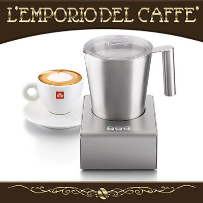 Milk Foamer Milk Frother Cappuccino Maker Illy Magnetic Coffee Milk