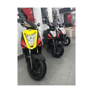 Kymco Agility RS125 Redfern Inner Sydney Preview