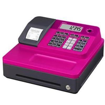 Casio Cash Register - 999 Plus - 8 Clerks - 24 Departments - Thermal Printing