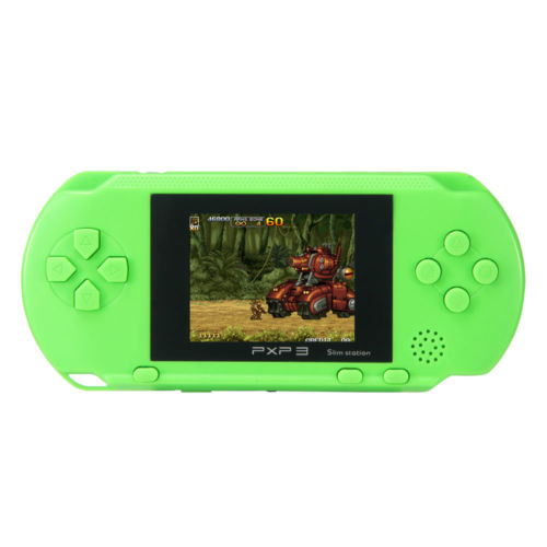 US STOCK! PXP3 Game Console Handheld Portable 16 Bit Retro Video Free Games Gift