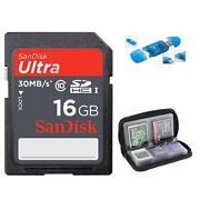 SanDisk Ultra 16GB SDHC