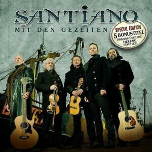 SANTIANO Mit Den Gezeiten (Special Edition) CD NEU & OVP