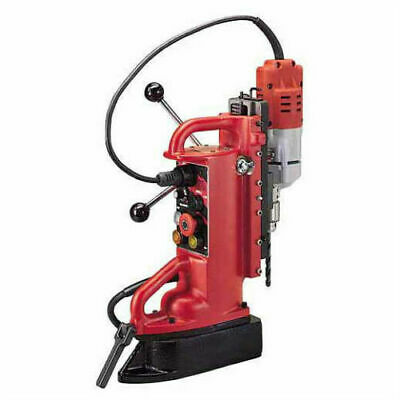 Milwaukee 4204-1 Adjustable Position Electromagnetic Drill Press W 12 Ch Wt