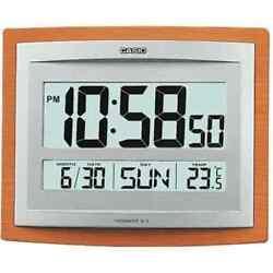 Casio Wall Clock Thermometer & Calender ID15-5D ID-15-5D ID-15s-5D