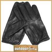 Polizei Handschuhe