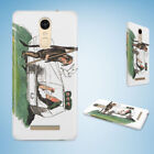 Snow White Mobile Phone Fitted Cases/Skins for Xiaomi Mi 4