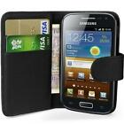 Samsung Galaxy Ace Wallet Case