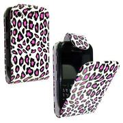 Blackberry Curve 8520 Leopard Case