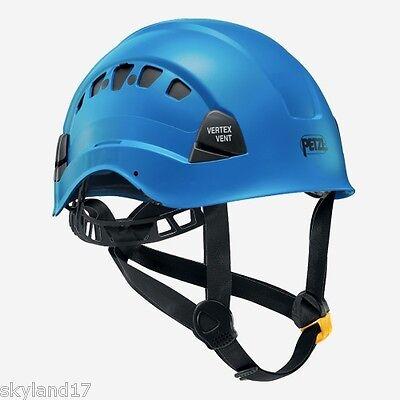 Petzl Vertex Vent Climbing Helmet - Arborist / Mountaineering - BLUE