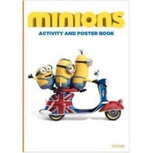 Minions Activity and Poster Book by Centum Books (Paperback, 2016)