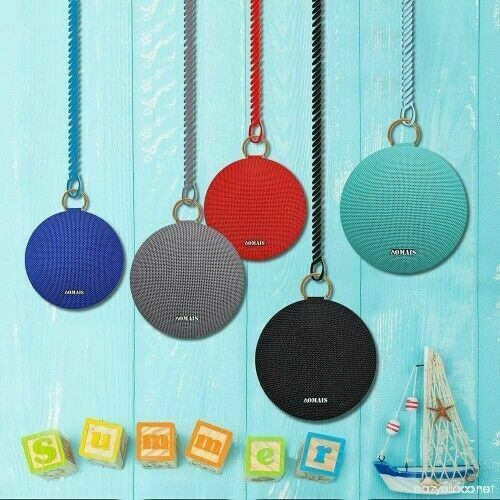 Wireless Bluetooth 4.2 Waterproof Speaker Ball IPX7 Rating Portable Party Sports