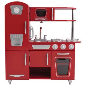 KidKraft Vintage Kitchen - Red