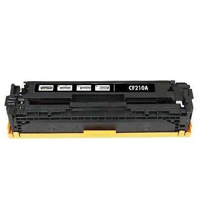 HP CF210A 131A BLACK TONER CARTRIDGE Laserjet pro 200 M251NW M276NW M276 MFP