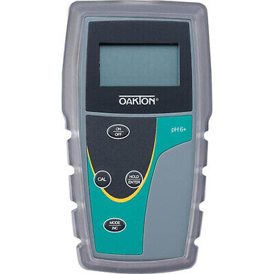 Oakton Wd-35613-22 Ph 6 Phmvtemp. Meter Welectrode Probe Boot