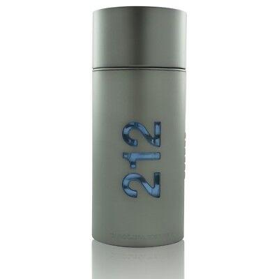212 By Carolina Herrera 3 4 Oz Eau De Toilette Spray New Tester For Men