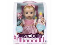 LUVABELLA DOLL. BRAND NEW AND SEALED. UK SELLER IN HAND. BLONDE. SOLD OUT