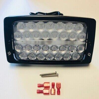 LED Scheinwerfer Dach Arbeitsscheinwerfer ASW Einbau DEUTZ 12V 24V 3375Lumen