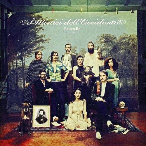 Baustelle - I Mistici Dell'occidente [New CD]