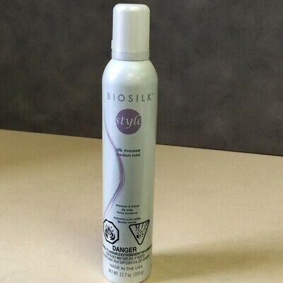NEW, Biosilk Style Silk Mouse Medium Hold 12.7 oz (350g)