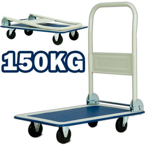 Folding trolley cart ebay for Tea trolley ikea