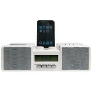 FE-iClock-Stereo-Speaker-with-Alarm-Clock-and-FM-Tuner-For-iPod-Nano-Mini-Touch