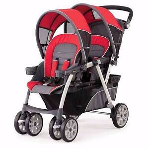 Double Stroller (Cortina Together) Beaumaris Bayside Area Preview