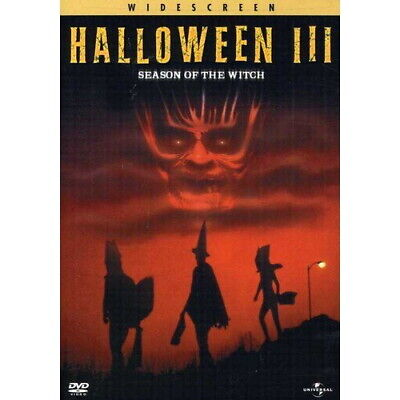 The New Halloween 3 (HALLOWEEN III 3 SEASON OF THE WITCH - (DVD) NEW, Sealed - Tom)