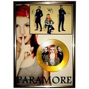Paramore Signed