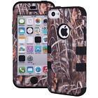 iPhone 5c Camo Case