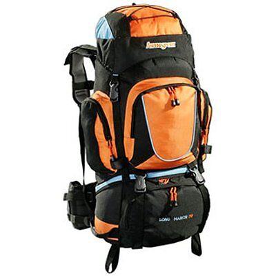 AspenSport - Zaino da trekking Long March, 70 litri (C2B)