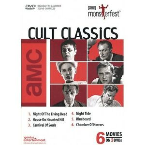 AMC Monsterfest - Cult Classics (DVD)