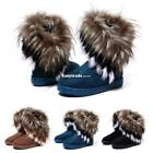 Womens Snow Boots 7.5