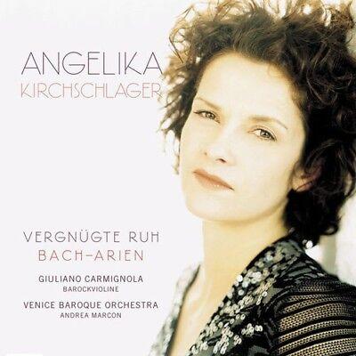 Angelika Kirchschlager - Vergnügte Ruhe - Bach Arien