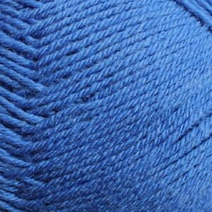 50g Balls - Patons Patonyle Sock Yarn - Electric Blue #1026 - $7.75 A Steal