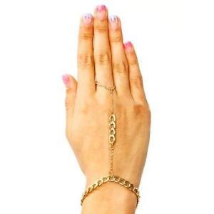 Bracelet Chain Rings