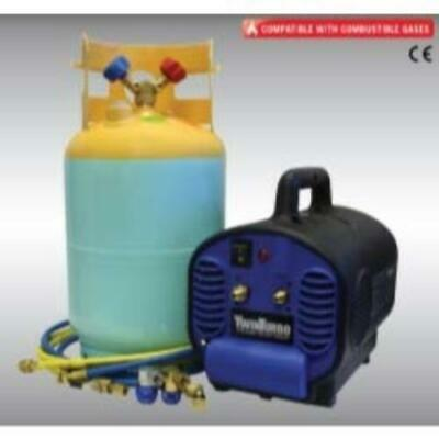Mastercool Msc-69400-con Refrigerant Recovery Machine For Contaminated R134a And