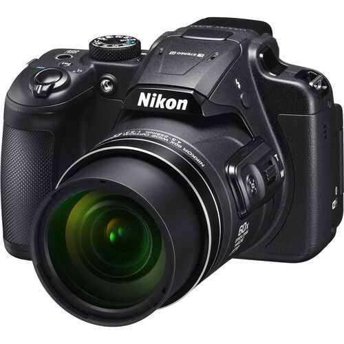 Nikon COOLPIX B700 Compact Wi-Fi Digital Camera - Black