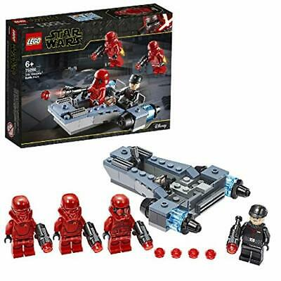LEGO 75266 Star Wars Sith Troopers Battle Pack Playset with Battle Speeder, The
