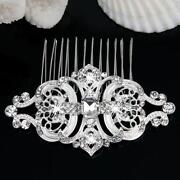 Rhinestone Wedding Hair Accessories