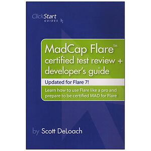 MadCap Flare Certified Test Review & Advanced Features MadCap 8