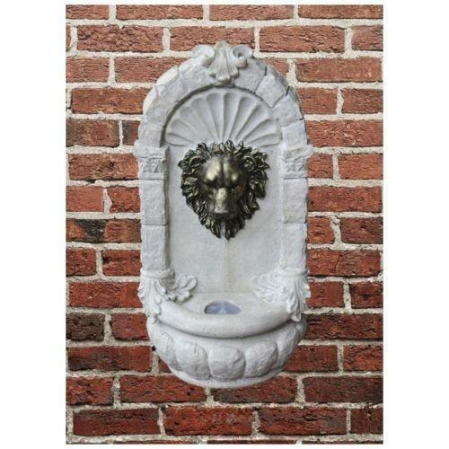 Wall mounted water feature ebay - Wall mounted water feature ...