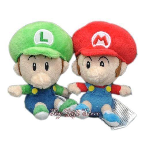 Baby Mario Plush: Toys & Hobbies | eBay