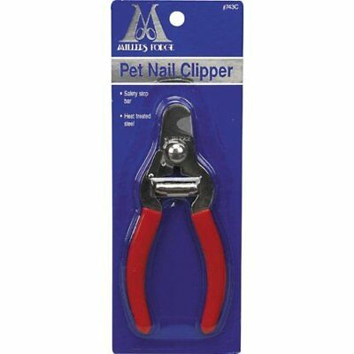 Millers Forge Stainless Steel Dog Nail Clipper, Plier Style ()