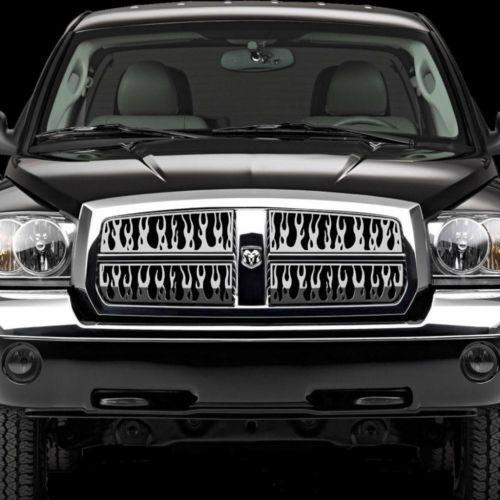 on Dodge Dakota Headlights