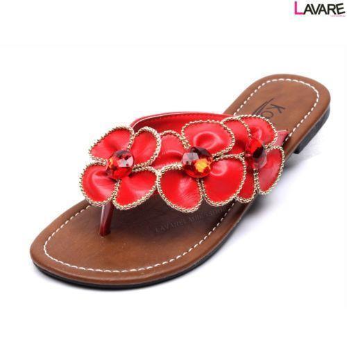 7134d6b0c7505 Flower Flip Flops