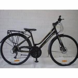 SAMSON CYCLES 27 SPEED STEP THROUGH HYDRAULIC DISC BRAKE HYBRID Brunswick Moreland Area Preview