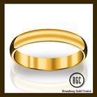 Men's Yellow Gold 14k Wedding & Anniversary Bands